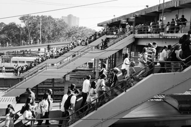 FOTO: Daniel Carvalho - Estação São Cristovão