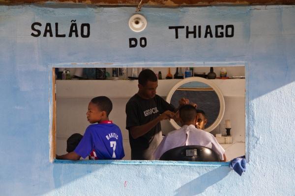 Foto: Luiz Baltar Salão do Thiago